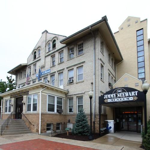 Jimmy Stewart museum