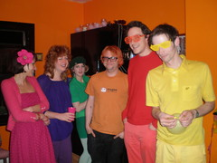 katie thorburns colour party (1) (stevefuzzbass) Tags: friends party colour benwatson markjennings colourparty cherrystyles jamesboyce katiethorburn christaharris