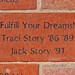 Fulfill Your Dreams! Traci Story '86 '89 Jack Story '91