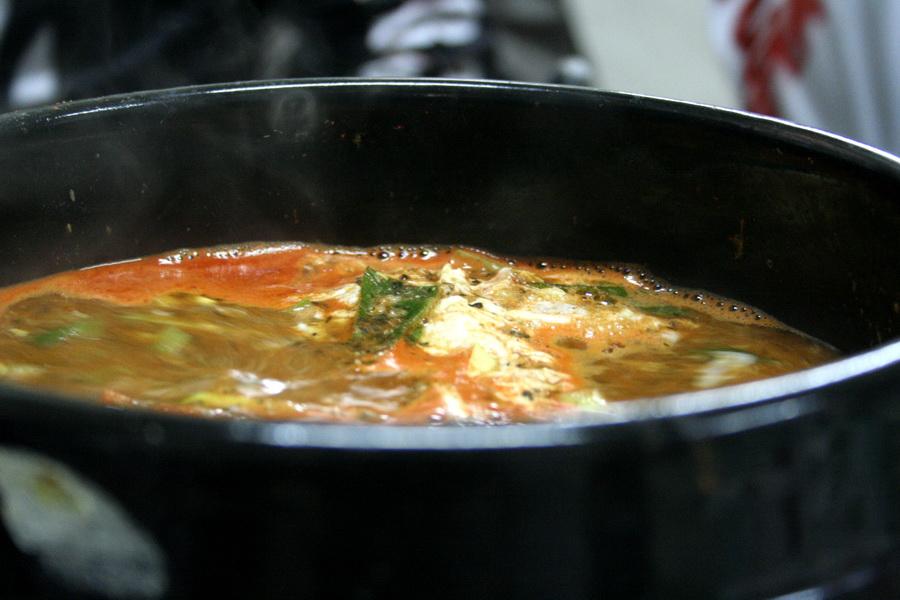 Chueotang, loach stew(1)