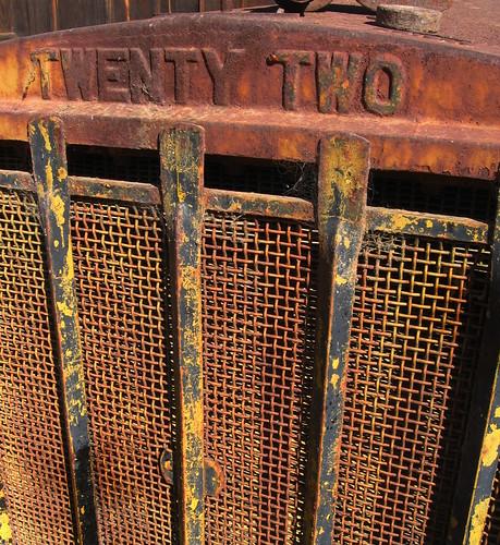 Tractor Twenty Two