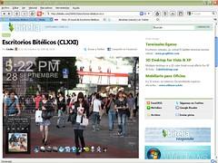 Mi Escritorio (1) en Bitelia (neocity) Tags: desktop escritorio bitelia escritoriosbitlicos