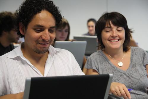 taller web 2.0 para educuación al desarrollo