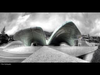 spaceship architecture