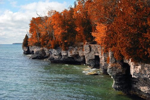 Early Fall In Door County Egg Harbor Lodge
