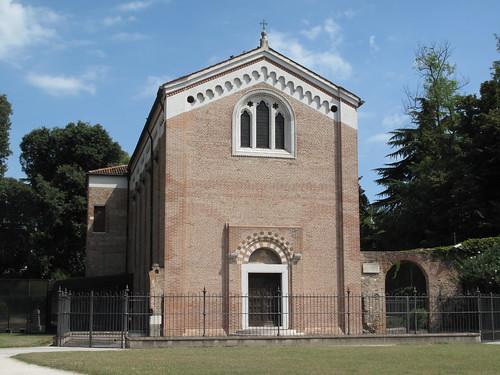 PADOVA - Capella degli Scrovegni por Andra MB.