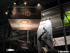 Affiches God Of War FFXIII