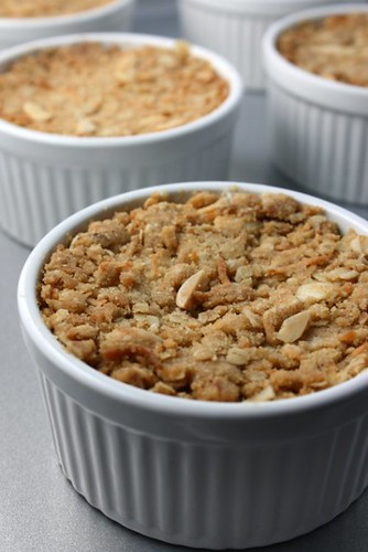 Low Fat Apple Crisp - IMG_4373