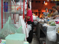 Pork Noodle Restaurant - Bangkok, Thailand