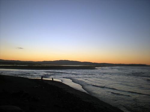 Maketu beach