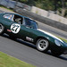 1962 Jaguar E-type driven by Gary Arnold