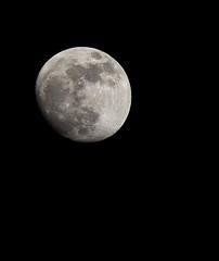 Moon 26/02/2010 (motorsportimagesbyghp) Tags: sky moon night canon space luna sigma170500 eos40d
