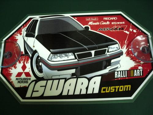 ISWARA CUSTOM TAG RM9
