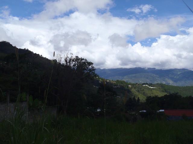 Merida entre las montañas