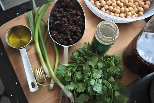 ingredient gathering