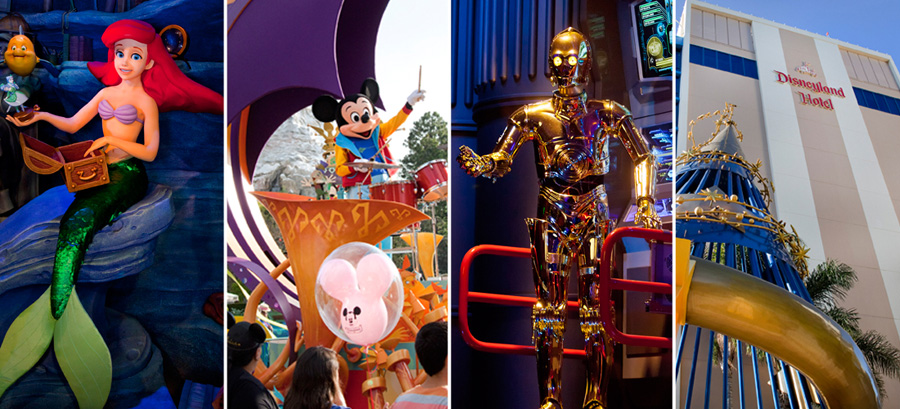 A Disneyland Resort Summer Ticket Deal for Southern California Residents: 3 Days for $139 (1 Park per Day)