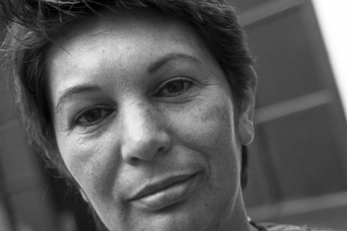 Nhora Padilla para TEDXCeiba. Foto de  Nicolas Felipe van Hemelryck 2011