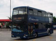 AE60GRU (jeff.day48) Tags: volvo mcv 581 b9tl wessexconnect yatebusstation ae60gru
