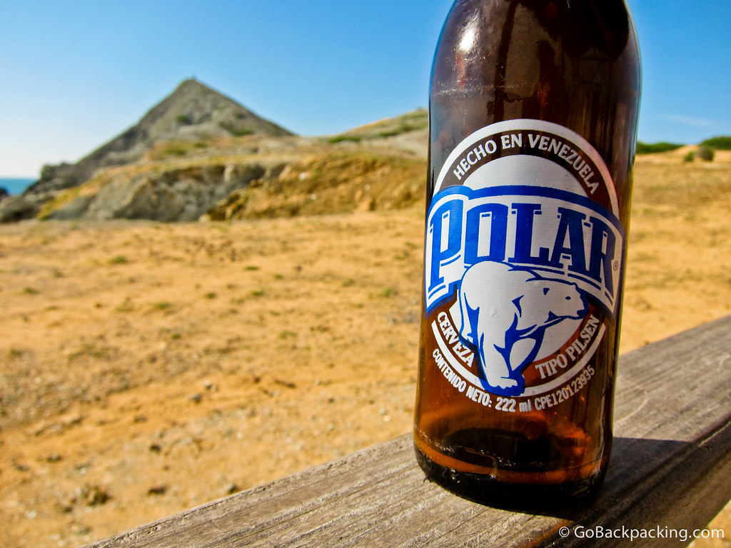 Polar Cerveza from Venezuela