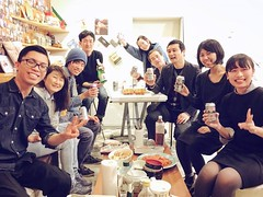 昨日は2月の誕生会でした!みなさまおめでとうございます◎3月は25日にあります。どなたでもお気軽にお越しください。一緒に祝いましょう♪✨ We had a birthday party at Yokohama Hostel Village for people who were born in February last night!! We look forward you to join us next party (25th March)!!!!!!!!!! #2月 #誕生日 #お (yokohama hostel village) Tags: 昨日は2月の誕生会でした!みなさまおめでとうございます◎3月は25日にあります。どなたでもお気軽にお越しください。一緒に祝いましょう♪✨ we had birthday party yokohama hostel village for people who were born february last night look forward you join us next 25th march 2月 誕生日 お祝い yokohamahostelvillage ゲストハウス ishikawacho goodtime smile love friend 祝 happy 🍕 httpifttt2kymkzq guest