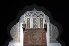 One Arch To Another (MykReeve) Tags: door museum arch arches carving doorway morocco meknes المملكةالمغربية المغرب مكناس darjamaimuseum muséedarjamai museumdarjamai