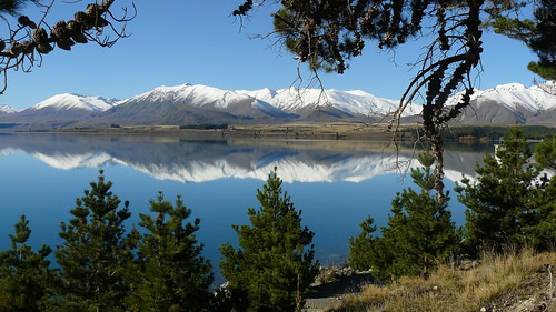 Lake Tekapo by you.