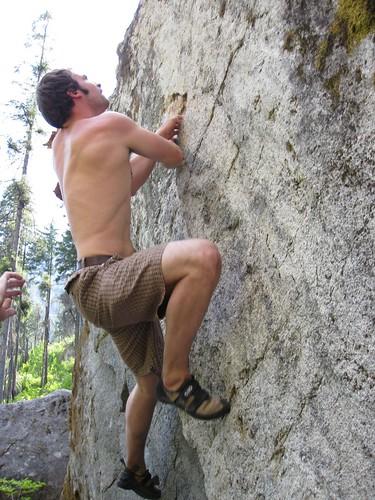More leavenworth bouldering