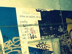 camus (~ ostrica e        ) Tags: paris france underground subway metropolitain camus