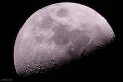 Moon (Martin66) Tags: moon mond astronomy celestron c6 astronomie skylux canon450d zenithspiegel