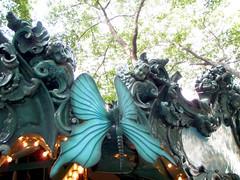 Bryant Park Carousel! 10