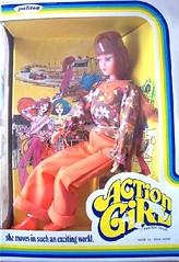 NRFB RED HEAD (Virgin-Archer) Tags: pippa fashiondoll secretagent actionman sindy actiongirl eagleeyes palitoy