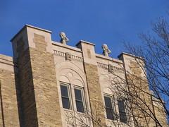 2101 Connecticut Avenue's Roofline