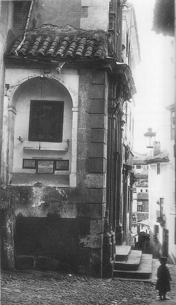 Iglesia de San Justo (Toledo). Fondo Rodríguez