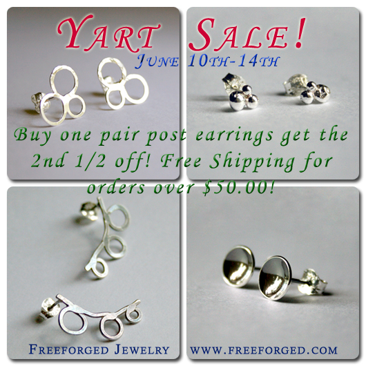 Yart Sale version 3 by Freeforged Jewelry
