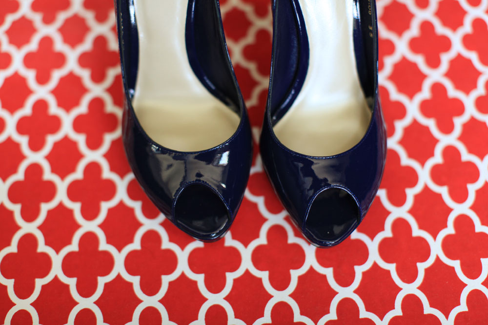 Miss Dior pumps