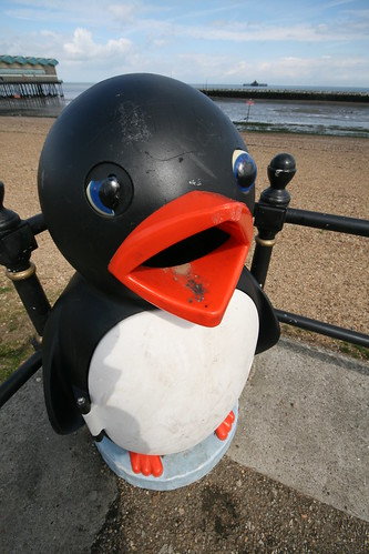 Pingu wants crack