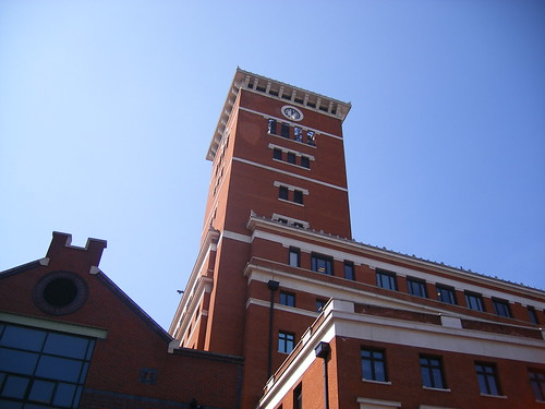 Tower of Three Brindleyplace