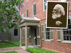Casa de Henry Wadsworth Longfellow, Portland, ME (pablo.sanchez) Tags: house portland maine literature henry longfellow literatura wadsworth henrywadsworthlongfellow