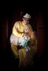 Azreen & Asiyah (shahreen   amri) Tags: wedding outdoor hijab kahwin azreen asiyah