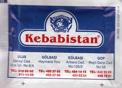 Kebabistan - Ön