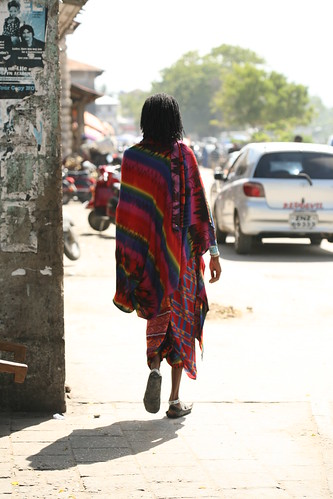 Masai at the Darajani Market