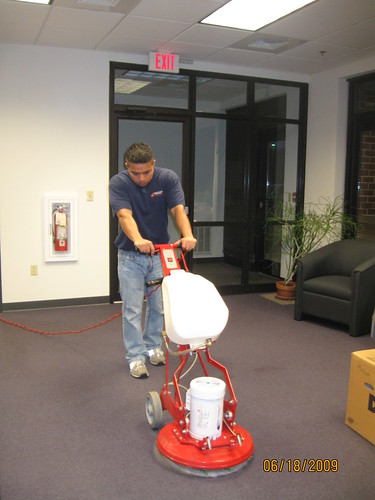 Commercial Cleaning- Professional Floor Cleaning