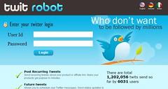 Twit Robot
