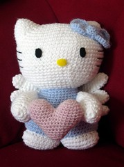 Hello Kitty ange