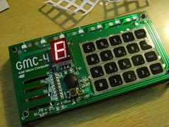 大人の科学 Vol.24 4bits Micro-Computer GMC-4