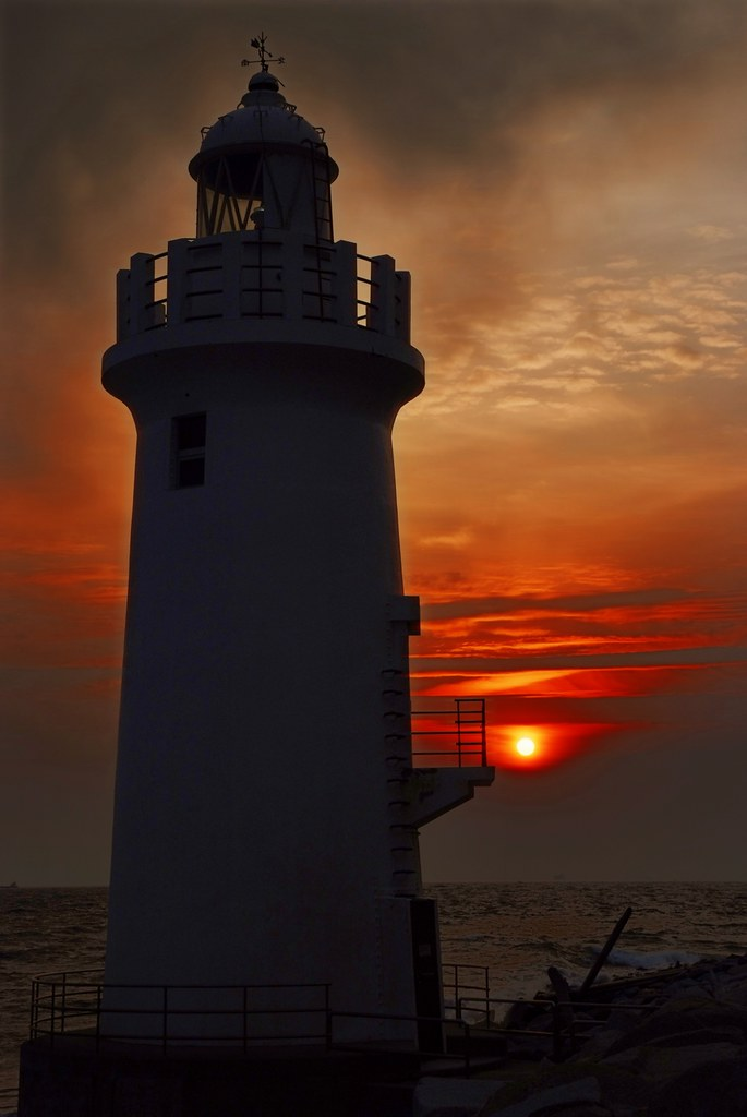 Sunset & Lighthouse