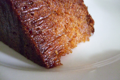 Rich Caramel Mud Cake Recipe