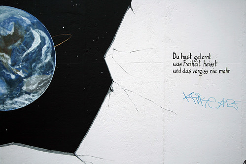 Berlin Wall Refubrished
