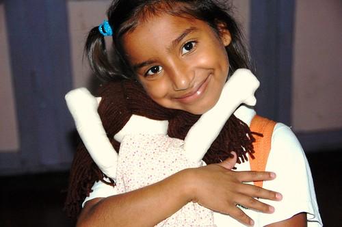craft hope doll, nicaragua