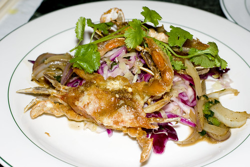 Salt and Pepper Soft Shell Crab